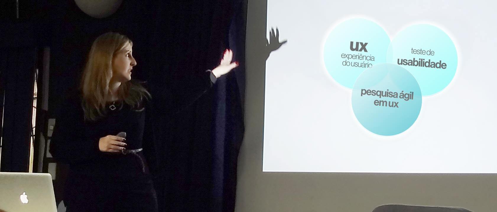 Christiane Melcher / New Use - Consultoria em UX e Inovação